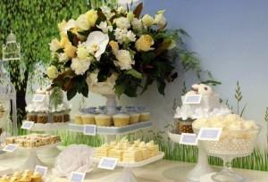 Little Birdie Garden Party via Kara's Party Ideas | Kara'sPartyIdeas.com #TeaParty #BabyShower #Bird #PartyIdeas #Supplies (7)