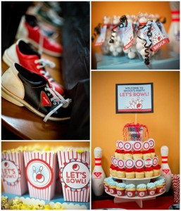 Bowling Themed Birthday Party with Lots of FUN Ideas via Kara's Party Ideas Kara'sPartyIdeas.com #BowlingBall #Strike #Spare #Tween #PartyIdeas #Supplies (1)