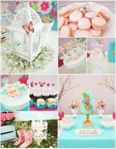 Butterfly Garden Party with Lots of Cute IDEAS via Kara's Party Ideas | Kara'sPartyIdeas.com #Butterflies #Shower #Idea #Supplies #Vintage (1)