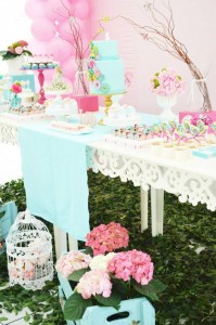 Butterfly Garden Party via Kara's Party Ideas | Kara'sPartyIdeas.com #Butterflies #Shower #Idea #Supplies #Vintage (19)