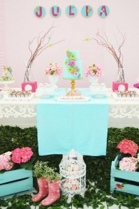 Butterfly Garden Party via Kara's Party Ideas | Kara'sPartyIdeas.com #Butterflies #Shower #Idea #Supplies #Vintage (8)