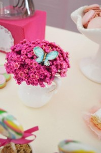Butterfly Garden Party via Kara's Party Ideas | Kara'sPartyIdeas.com #Butterflies #Shower #Idea #Supplies #Vintage (35)