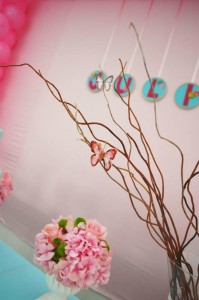 Butterfly Garden Party via Kara's Party Ideas | Kara'sPartyIdeas.com #Butterflies #Shower #Idea #Supplies #Vintage (33)