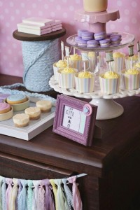 Cute as a Button 1st Birthday Party via Kara's Party Ideas | Kara'sPartyIdeas.com #Girl #Sewing #PartyIdeas #Supplies (7)