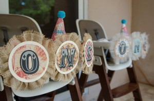 Twins First Birthday Vintage Carnival Party via Kara's Party Ideas | Kara'sPartyIdeas.com #Vintage #Carnival #Circus #PartyIdeas #Supplies #BigTop (42)