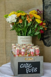Twins First Birthday Vintage Carnival Party via Kara's Party Ideas | Kara'sPartyIdeas.com #Vintage #Carnival #Circus #PartyIdeas #Supplies #BigTop (52)