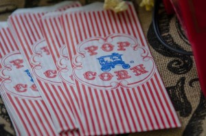 Twins First Birthday Vintage Carnival Party via Kara's Party Ideas | Kara'sPartyIdeas.com #Vintage #Carnival #Circus #PartyIdeas #Supplies #BigTop (20)