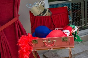 Twins First Birthday Vintage Carnival Party via Kara's Party Ideas | Kara'sPartyIdeas.com #Vintage #Carnival #Circus #PartyIdeas #Supplies #BigTop (17)