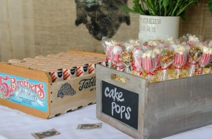 Twins First Birthday Vintage Carnival Party via Kara's Party Ideas | Kara'sPartyIdeas.com #Vintage #Carnival #Circus #PartyIdeas #Supplies #BigTop (50)
