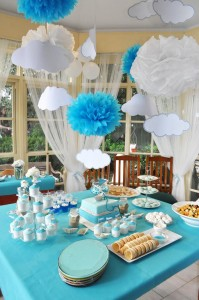 Paper Boat Christening Party via Kara's Party Ideas | Kara'sPartyIdeas.com #Nautical #Ship #BoyBabyBlessing #Party #Ideas #Supplies (8)
