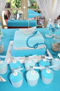 Paper Boat Christening Party via Kara's Party Ideas | Kara'sPartyIdeas.com #Nautical #Ship #BoyBabyBlessing #Party #Ideas #Supplies (23)