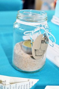 Paper Boat Christening Party via Kara's Party Ideas | Kara'sPartyIdeas.com #Nautical #Ship #BoyBabyBlessing #Party #Ideas #Supplies (22)