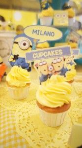 Despicable Me Party via Kara's Party Ideas | Kara'sPartyIdeas.com #DespicableMe #PartyIdeas #Supplies #MovieParty #GenderNeutralParty (3)