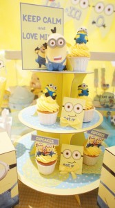 Despicable Me Party via Kara's Party Ideas | Kara'sPartyIdeas.com #DespicableMe #PartyIdeas #Supplies #MovieParty #GenderNeutralParty (11)