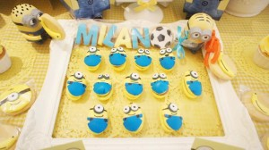 Despicable Me Party via Kara's Party Ideas | Kara'sPartyIdeas.com #DespicableMe #PartyIdeas #Supplies #MovieParty #GenderNeutralParty (9)