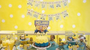 Despicable Me Party via Kara's Party Ideas | Kara'sPartyIdeas.com #DespicableMe #PartyIdeas #Supplies #MovieParty #GenderNeutralParty (7)