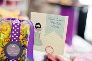 Disney Princess Party via Kara's Party Ideas | Kara'sPartyIdeas.com #DisneyPrincess #PartyIdeas #Supplies #Decorations (29)