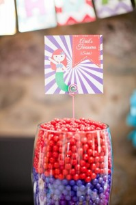 Disney Princess Party via Kara's Party Ideas | Kara'sPartyIdeas.com #DisneyPrincess #PartyIdeas #Supplies #Decorations (24)