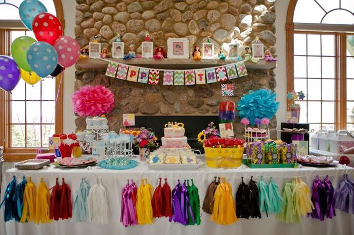 Karas Party Ideas Disney Princess Party via Karas Party Ideas