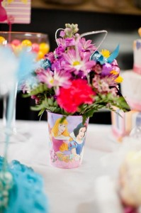 Disney Princess Party via Kara's Party Ideas | Kara'sPartyIdeas.com #DisneyPrincess #PartyIdeas #Supplies #Decorations (15)