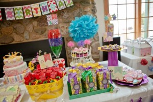 Disney Princess Party via Kara's Party Ideas | Kara'sPartyIdeas.com #DisneyPrincess #PartyIdeas #Supplies #Decorations (47)