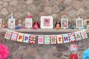 Disney Princess Party via Kara's Party Ideas | Kara'sPartyIdeas.com #DisneyPrincess #PartyIdeas #Supplies #Decorations (43)