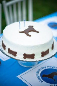 Boy's Best Friend Dog Party via Kara's Party Ideas | Kara'sPartyIdeas.com #Puppy #PartyIdeas #Supplies (6)