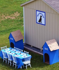 Boy's Best Friend Dog Party via Kara's Party Ideas | Kara'sPartyIdeas.com #Puppy #PartyIdeas #Supplies (5)