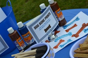 Boy's Best Friend Dog Party via Kara's Party Ideas | Kara'sPartyIdeas.com #Puppy #PartyIdeas #Supplies (3)