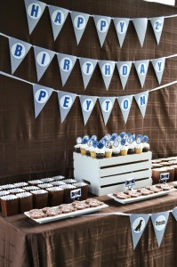 Boy's Best Friend Dog Party via Kara's Party Ideas | Kara'sPartyIdeas.com #Puppy #PartyIdeas #Supplies (1)