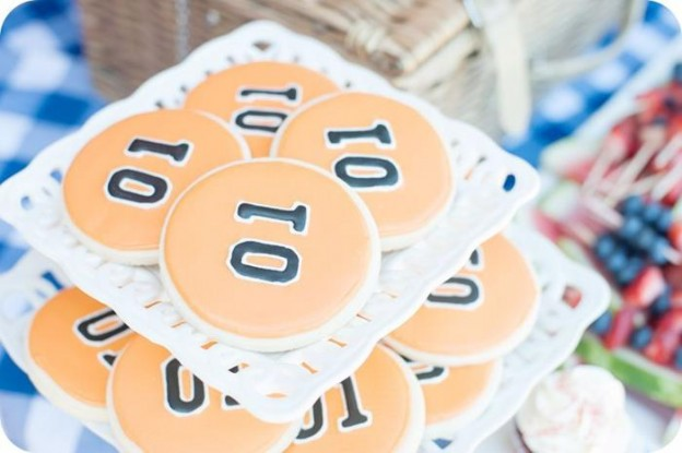 Dukes of Hazzard Party via Kara's Party Ideas | Kara'sPartyIdeas.com #DaisyDuke #GeneralLee #PartyIdeas #Supplies (19)