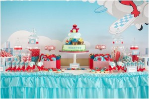 Elmo and Friends Party via Kara's Party Ideas Kara'sPartyIdeas.com #SesameStreet #Elmo #CookieMonster #BigBird #PartyIDeas #Supplies (18)
