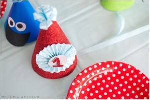 Elmo and Friends Party via Kara's Party Ideas Kara'sPartyIdeas.com #SesameStreet #Elmo #CookieMonster #BigBird #PartyIDeas #Supplies (17)