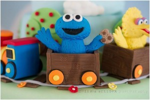 Elmo and Friends Party via Kara's Party Ideas Kara'sPartyIdeas.com #SesameStreet #Elmo #CookieMonster #BigBird #PartyIDeas #Supplies (21)