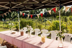 Farm Themed Birthday Party via Kara's Party Ideas | Kara'sPartyIdeas.com #LittleFarmer #Barnyard #FarmParty #Ideas #Supplies (11)