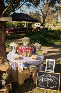 Farm Themed Birthday Party via Kara's Party Ideas | Kara'sPartyIdeas.com #LittleFarmer #Barnyard #FarmParty #Ideas #Supplies (4)