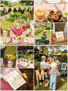 Farm Themed Birthday Party with SO MANY CUTE IDEAS via Kara's Party Ideas | Kara'sPartyIdeas.com #LittleFarmer #Barnyard #FarmParty #Ideas #Supplies (1)
