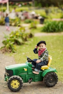 Farm Themed Birthday Party via Kara's Party Ideas | Kara'sPartyIdeas.com #LittleFarmer #Barnyard #FarmParty #Ideas #Supplies (15)