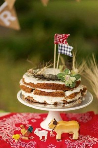 Farm Themed Birthday Party via Kara's Party Ideas | Kara'sPartyIdeas.com #LittleFarmer #Barnyard #FarmParty #Ideas #Supplies (14)