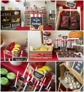 Farmer's Market Themed Birthday Party with Such CUTE IDEAS via Kara's Party Ideas | Kara'sPartyIdeas.com #Farm #Barnyard #Party #Ideas #Supplies (1)
