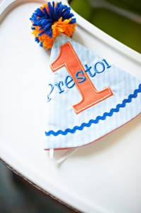 Fish Themed 1st Birthday Party via Kara's Party Ideas | Kara'sPartyIdeas.com #Goldfish #Fishing #PartyIdeas #Supplies (40)