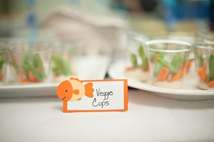 Fish Themed 1st Birthday Party via Kara's Party Ideas | Kara'sPartyIdeas.com #Goldfish #Fishing #PartyIdeas #Supplies (31)