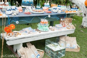 Gone Fishing Party via Kara's Party Ideas | Kara'sPartyIdeas.com #GoneFishing #PartyIdeas #Supplies #Fish (13)