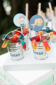 Gone Fishing Party via Kara's Party Ideas | Kara'sPartyIdeas.com #GoneFishing #PartyIdeas #Supplies #Fish (11)