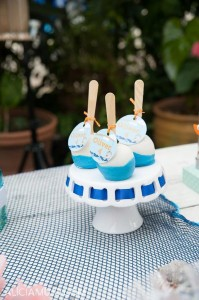 Gone Fishing Party via Kara's Party Ideas | Kara'sPartyIdeas.com #GoneFishing #PartyIdeas #Supplies #Fish (8)