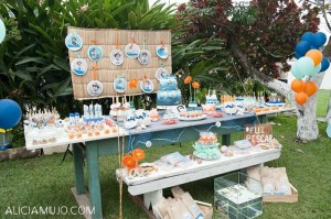 Gone Fishing Party via Kara's Party Ideas | Kara'sPartyIdeas.com #GoneFishing #PartyIdeas #Supplies #Fish (5)