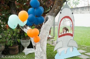 Gone Fishing Party via Kara's Party Ideas | Kara'sPartyIdeas.com #GoneFishing #PartyIdeas #Supplies #Fish (16)