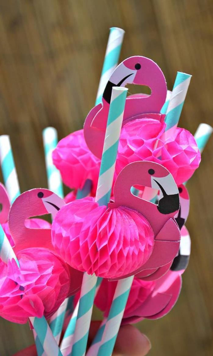 Kara S Party Ideas Flamingo Pool Party Via Kara S Party