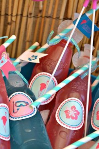 Flamingo Pool Party via Kara's Party Ideas | Kara'sPartyIdeas.com #SummerParty #Pool #Ideas #Supplies (4)