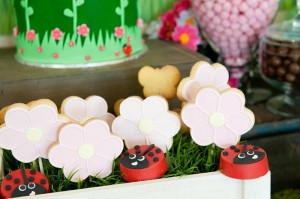 Garden Party via Kara's Party Ideas | Kara'sPartyIdeas.com #GardenParty #Ladybug #GardenParty #Flowers #Ideas #Supplies (18)